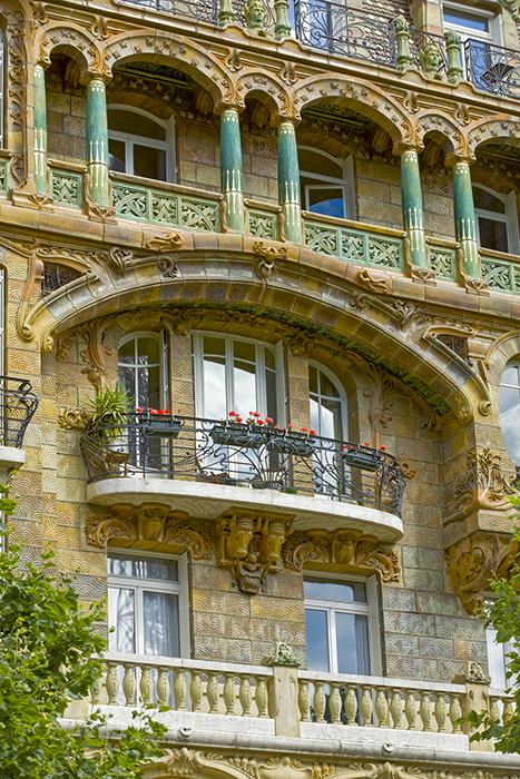 avenue Rapp, 29, Paris 75007, Jules Lavirotte (architecte 1864-1