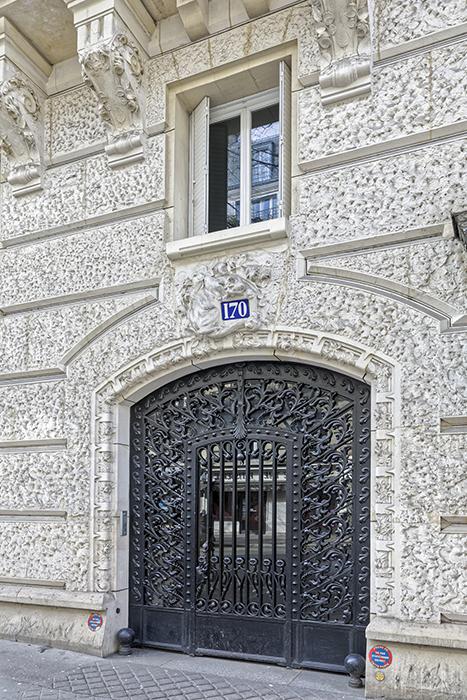 rue de la Convention (170), Paris 75015, Concours de façades 19
