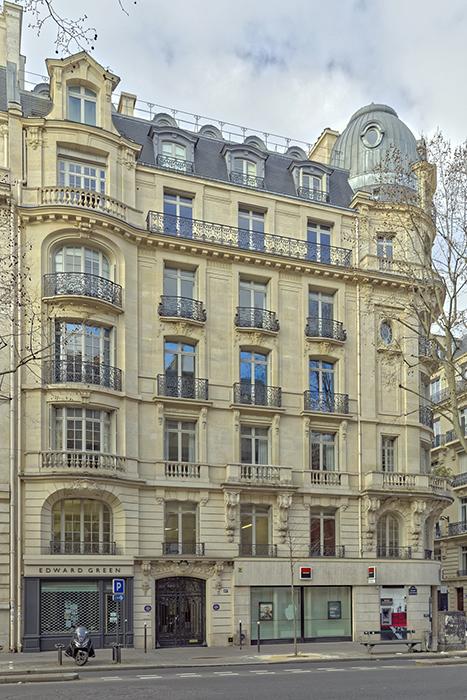 Boulevard Saint Germain (199 bis), Paris 75006, Gabriel Pasquier