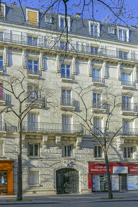 rue de la Convention (170), Paris 75015, Paul Legriel (architect