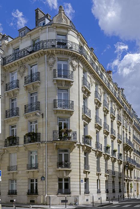Concours de façades 1900, Paris 75007, rue Monsieur (21), Gusta