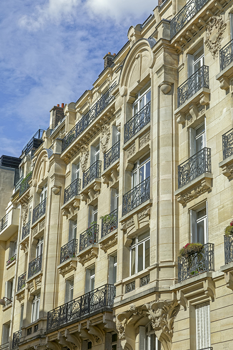 Concours de façades 1900, Gustave Goy (architecte ????), Paris