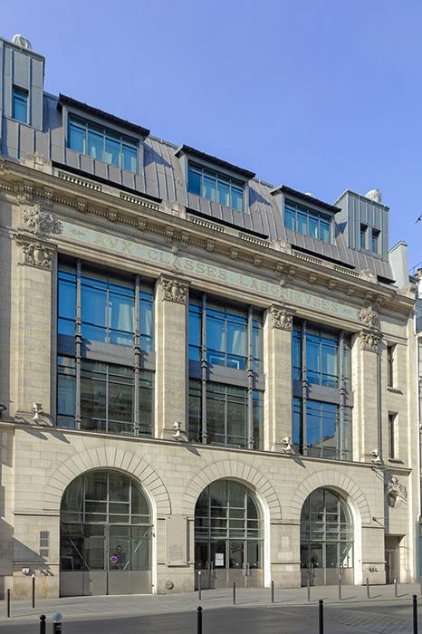 Concours de façades 1900, Jacques Hermant (architecte 1855-1930