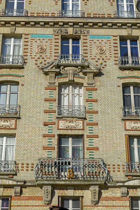 rue des couronnes (43), Concours de façades 1905, Joseph Charle