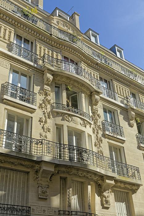 Concours de façades 1904, Georges Pradelle (architecte 1865-193