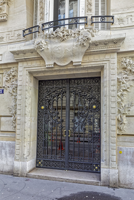 Georges Pradelle (architecte 1865-1934), Concours de façades 19