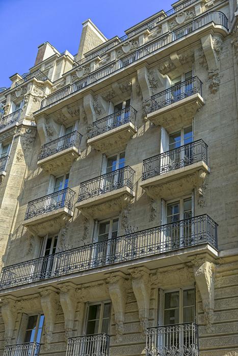 Concours de façade 1905, Paris 75002, Rue des petits champs (48