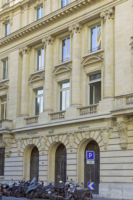 rue Pillet-Will (9), Concours de façade 1905, Paris 75009, Augu