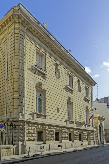 rue de la Faisanderie (41-49), consulat de Russie, Concours de f