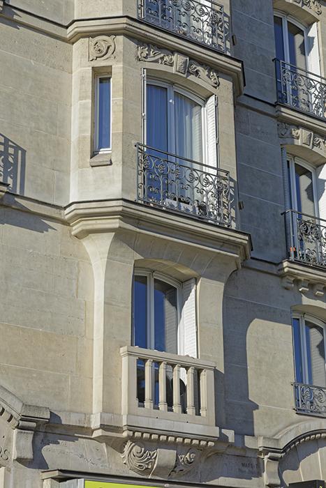 Adolphe Bocage (architecte 1860-1927), Concours de façade 1902,