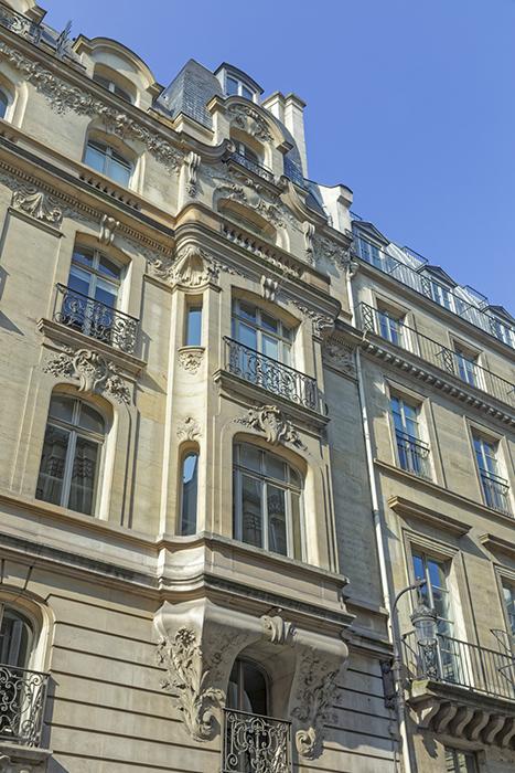 Armand Sibien (architecte 1855-1918), concours de façades 1903,