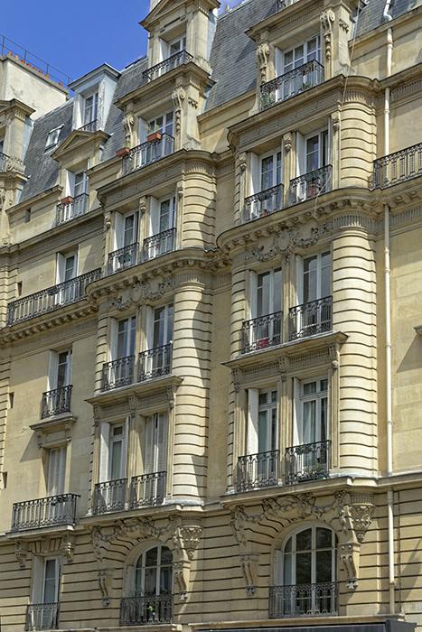 Albert Walwein (architecte 1851-1916), concours de façades 1903