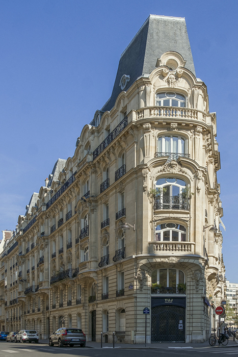Georges Sinell (architecte 1864-1927), concours de façades 1899
