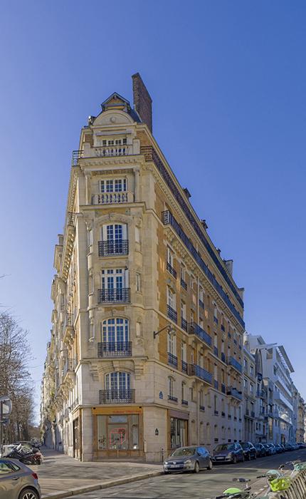 Concours de façade 1899, Paris 75014, Eugène Bruneau (architec