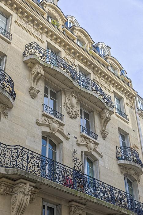 Georges Debrie (architecte 1856-1909), Paris 75004, rue du Roi d