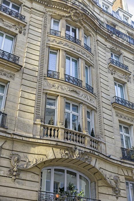 rue du Chateau d'eau (45), Concours de façades 1899, Gustave
