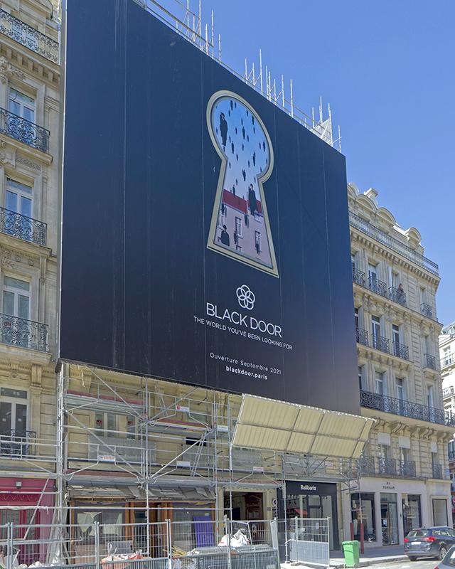 30 mars 2021, 15h43, 11 rue Marbœuf, Paris VIII