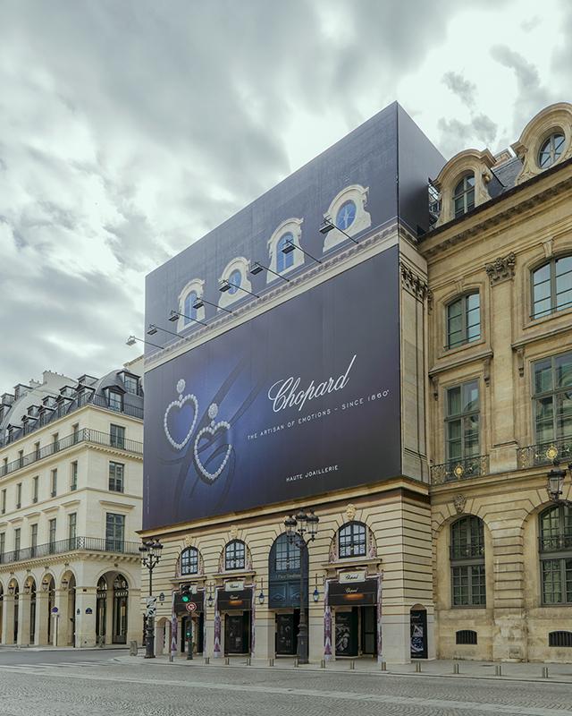 En travaux, Paris 75001, Place Vendôme